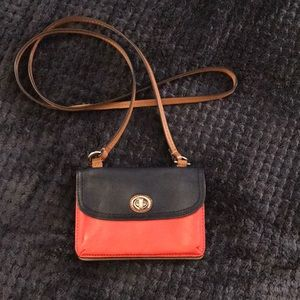 Small over the shoulder bag